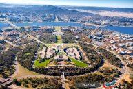 Khám phá thủ đô Canberra xinh đẹp của nước Úc