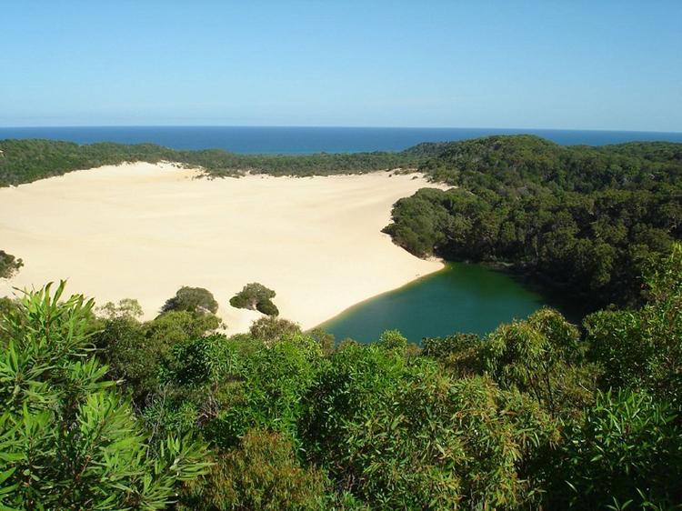 Tới Australia, thăm cồn cát trên đảo Fraser - 7