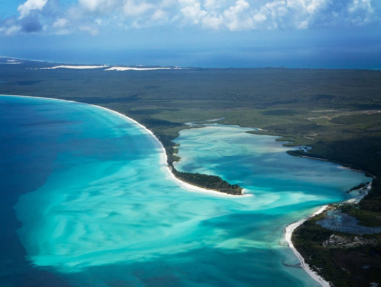 Tới Australia, thăm cồn cát trên đảo Fraser - 2