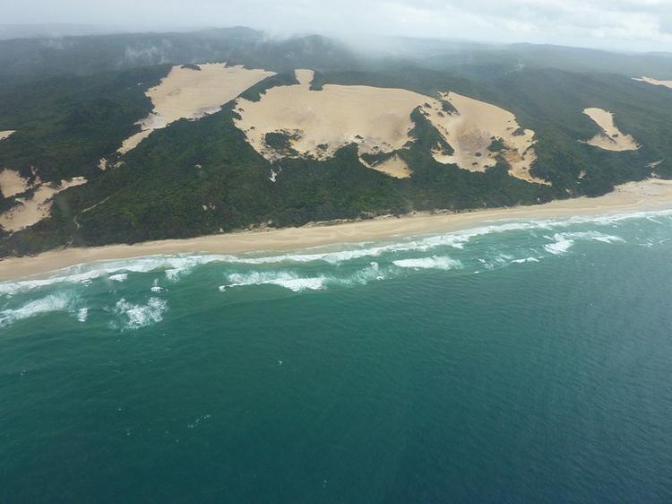 Tới Australia, thăm cồn cát trên đảo Fraser - 6