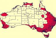 Sự thật thú vị về diện tích Úc và dân số nước Úc
