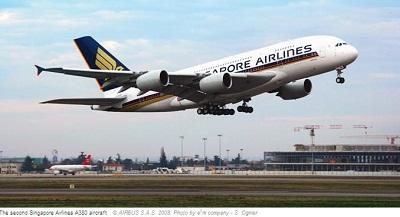 Máy bay đi Úc