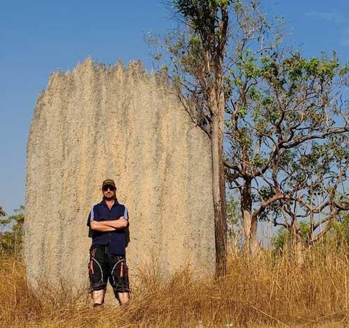 Nghĩa địa mối khổng lồ ở Australia - 6
