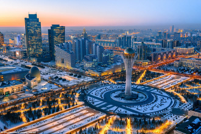10 địa điểm ở châu Á nhất định phải tới thăm trong năm 2017 - 5