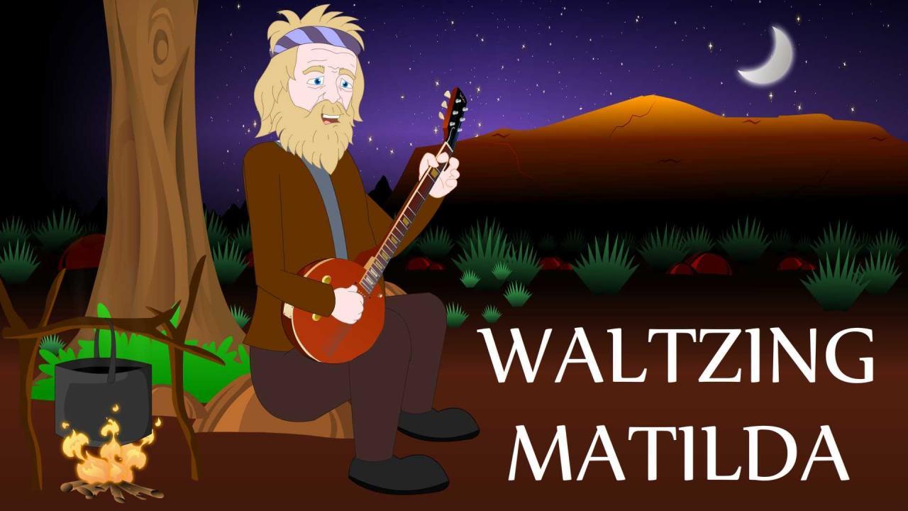 Hòa nhập vào cuộc sống ở Úc - Nhất định phải biết hát Waltzing Matilda